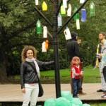 """Street lamp"". Yana Elnikova"